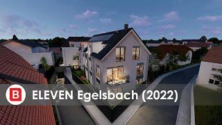 ELEVEN Egelsbach - 8 Neubau-Wohnungen - KfW 55-Neubau - provisionsfrei