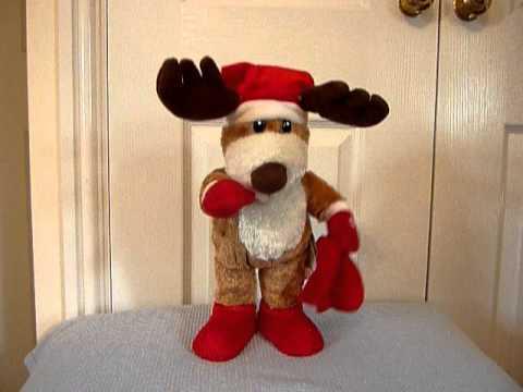Musical Benny Reindeer