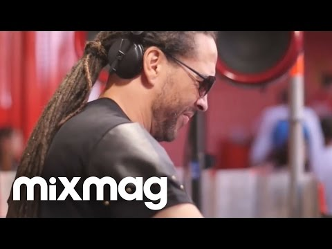 RONI SIZE quality d'n'b set in The Lab #SmirnoffHouse