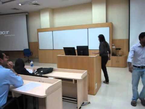 Toastmasters@ IIM Indore-13/12/2012