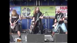 Blackshard - Selfdestruction (Old metal moto fest 2014)