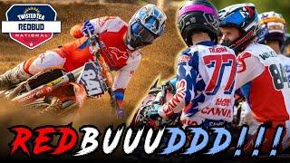WE KEEP GETTING BETTER!! Redbud Pro National Race Vlog