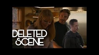 Avengers End Game Deleted Scene Tony and Pepper, Rocket and Thor - jackson storm