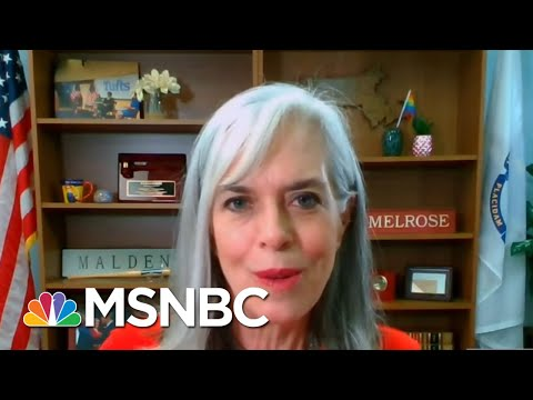 ''We Are Talking About Lives,' Congresswoman Says On Relief Bill | Morning Joe | MSNBC
