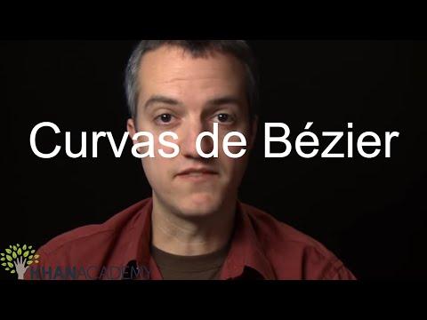 Curvas de Bézier | Pixar in a Box | Khan Academy