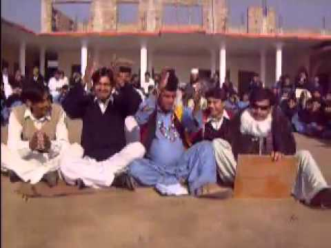 School Students Funny Qawali.FLV