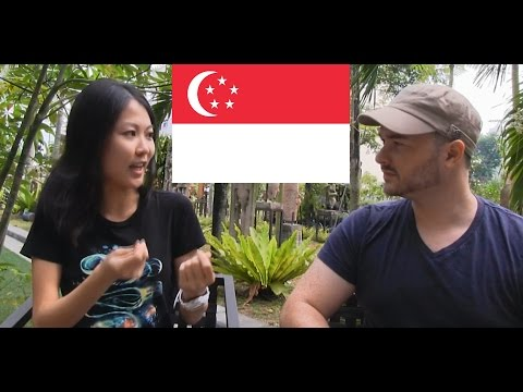 Singlish: The Singaporean English creole - interview
