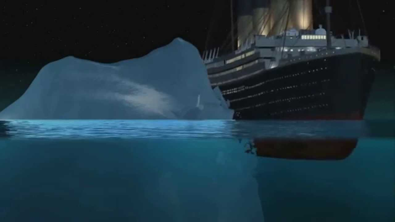Titanic Sinking in Reverse (2012 Theory) - YouTube