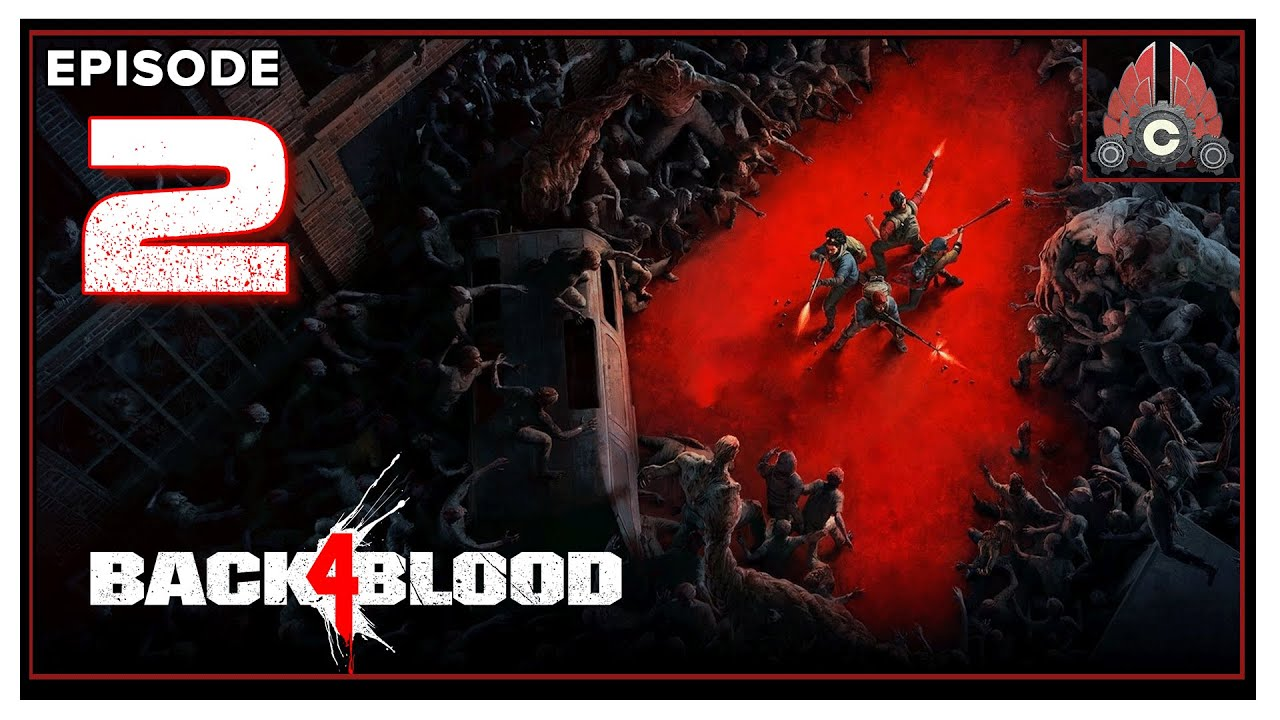 CohhCarnage Plays Back 4 Blood Full Release - Episode 2