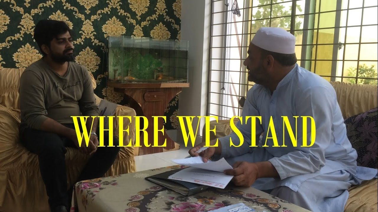 Where We Stand | A Real Based Story | Bekaar Engineers | People and blogs