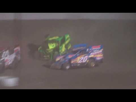 SDS MODIFIEDS 2016 Five Mile Point Speedway .(  Car Flips Over)