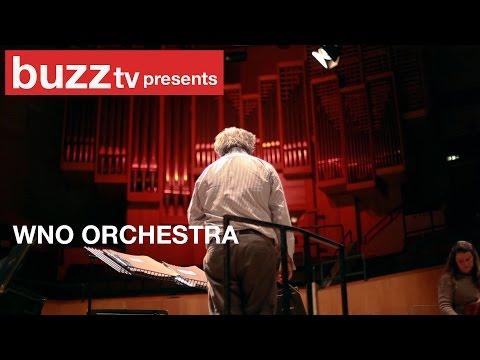 WNO Orchestra // Nicholas Dodd