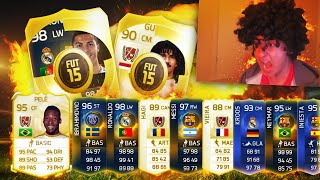 One of AnEsonGib's most viewed videos: GREATEST FIFA 15 PACKS IN HISTORY
