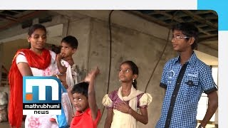 mother of five wanders on bengaluru streets to find a living mathrubhumi news