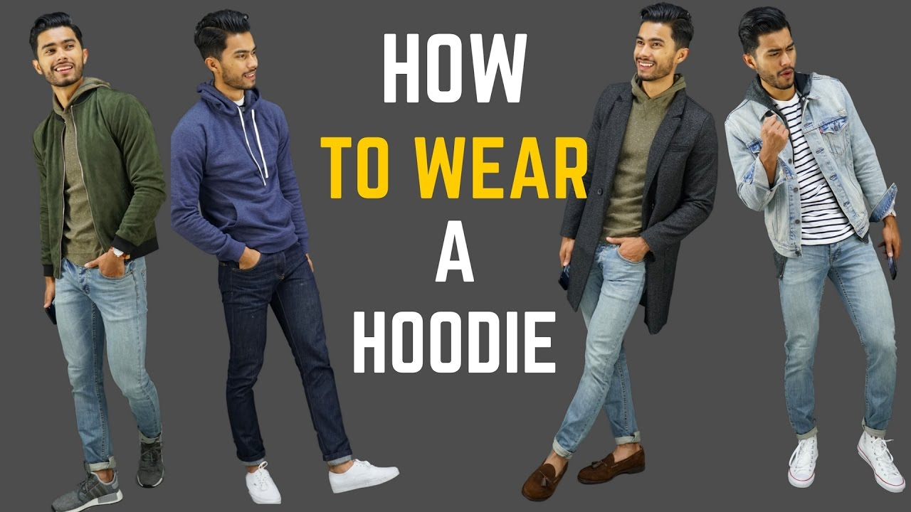 How to Wear Denim Jacket Mens