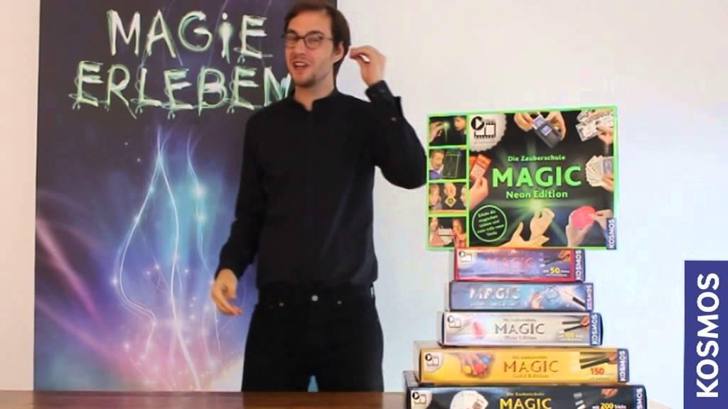 Kosmos 698201 die zauberschule magic junior edition | ebay.