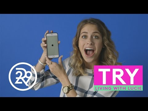 5 Days Of No Cell Phone | Try Living with Lucie | Refinery29