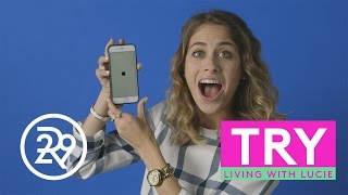 5 Days Without a Cell Phone | Try Living with Lucie | Refinery29