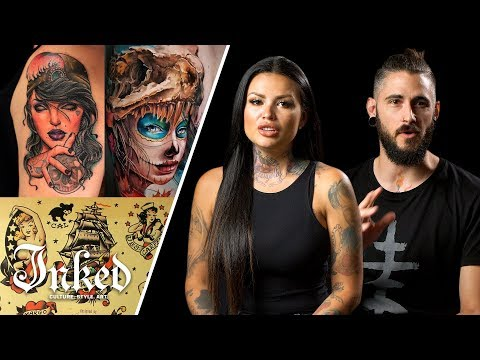 Best Advice For Tattoo Virgins? | Tattoo Artists Answer