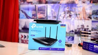 Tp-Link Archer C7 AC1750 Gigabit Router Unboxing & Review