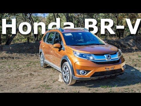 Honda BR-V 2018 - ¿tan bueno como los demás Honda?
