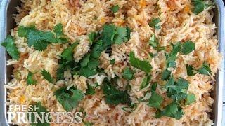 Authentic Mexican Rice (Arroz Rojo)    Fresh P