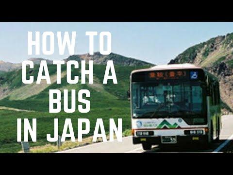 JAPAN BUS TRAVEL - Alternative to the JAPAN RAIL PASS | FIRST WORLD TRAVELLER