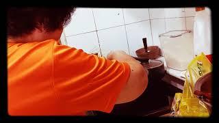 시골할매 비빔국수 만들기 (sigolhalme maki…
