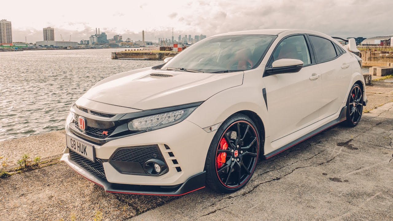 Honda Civic Type R - ON TRACK & ROAD REVIEW - YouTube