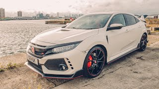 Honda Civic Type R - ON TRACK & ROAD REVIEW