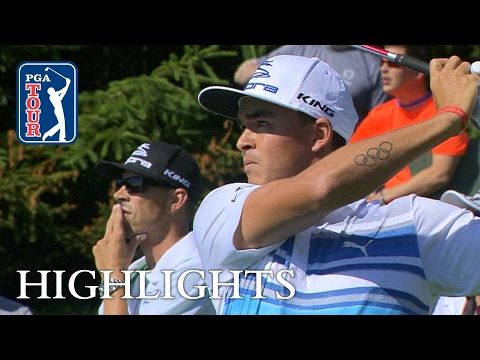 Rickie Fowler extended highlights | Round 2 | the Memorial