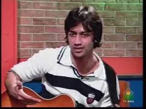 Atif Aslam on TVAsia