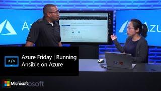 Azure Friday | Running Ansible on Azure