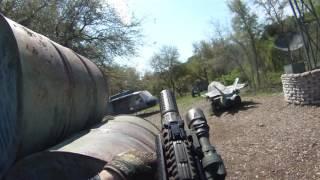 TXPB Airsoft: Attack/Defend on Vietnam