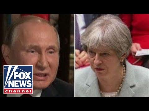 Russia expels 23 British diplomats