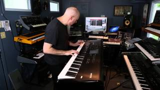 SampleTank 3 Nylon String 1 with Jordan Rudess