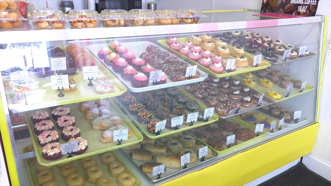 Welcome to Jupiter Donuts