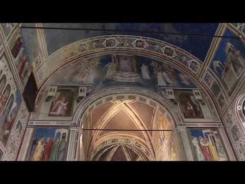 Падуя: Капелла Скровеньи/Padua: Scrovegni Chapel