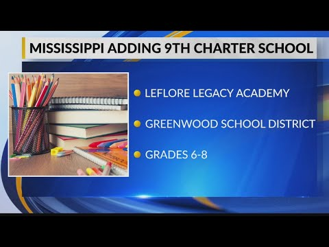 Greenwood charter school to become ninth in Mississippi