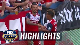 FC Dallas vs. Vancouver Whitecaps | MLS Highlights | FOX SOCCER