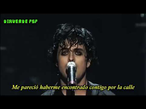 Green Day- Whatsername- (Subtitulado en Español)
