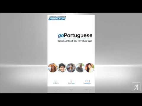 Pimsleur Portuguese Lesson 1