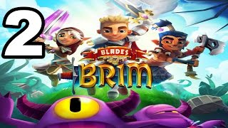 Blades of Brim - Gameplay Walkthrough Part 2 - New Hero Fay Unlocked (iOS, Android)