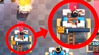1 HP TOWER?? ROCKET?? WHY?? | Clash Royale | Funny Moments and Battles