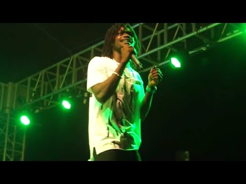 A. I - Performance @ Bottles & Bands 2016 | GhanaMusic.com Video