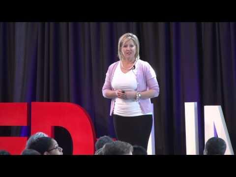 Transforming pain into passionate positive impact | Julie Gilbert Newrai | TEDxUMN