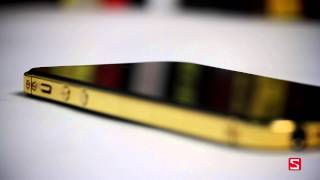 iPhone 5 Golden Armor Classic - CellphoneS