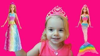 Despachetam 3 Papusi Barbie Dreamtopia | Anabella Show