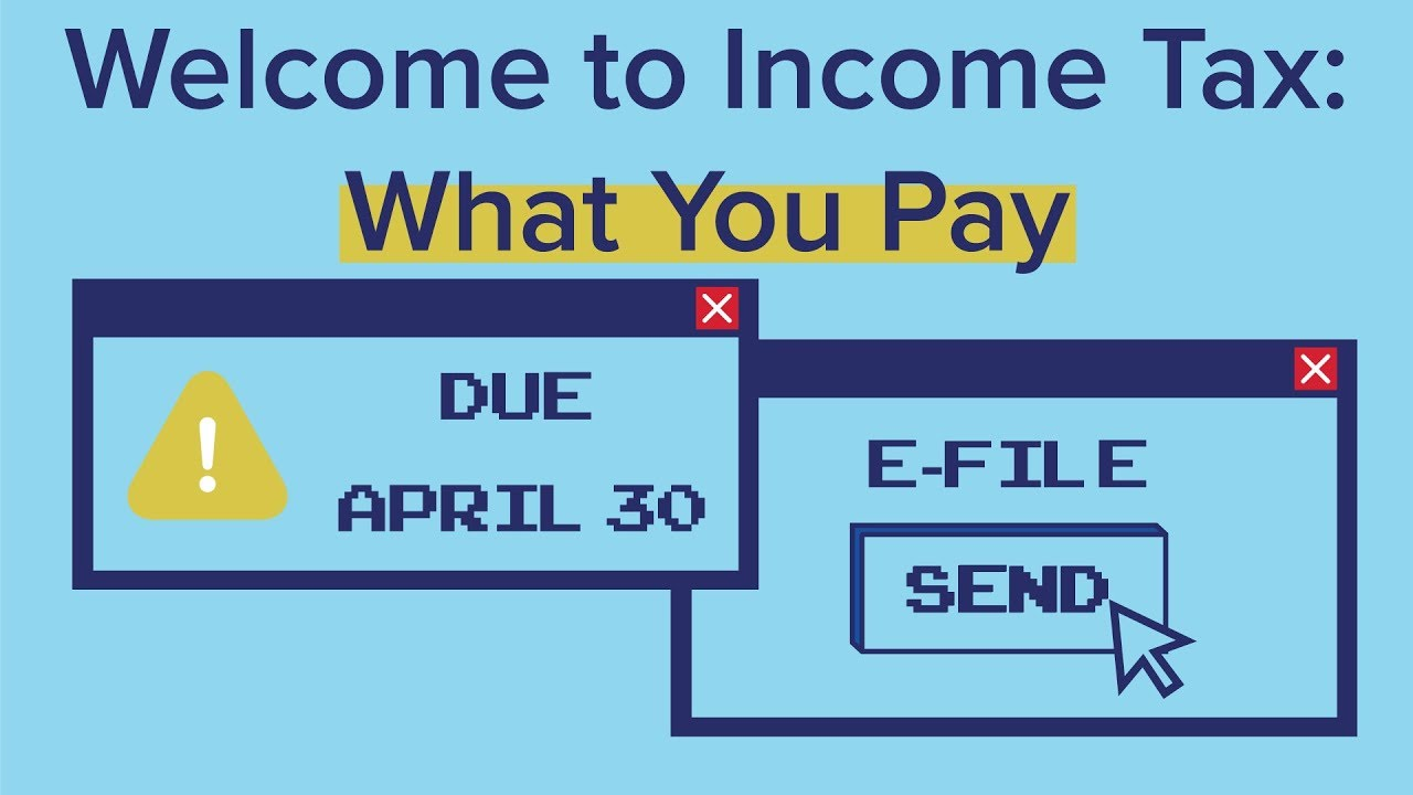 Filing your tax return | Ontario ca