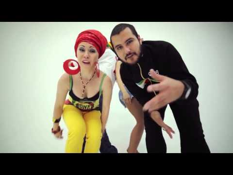 Afro D & LUna T - Family (Official Video 2014) Best Russian Dancehall Teams!